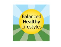 Balanced Healthy Lifestyles logo